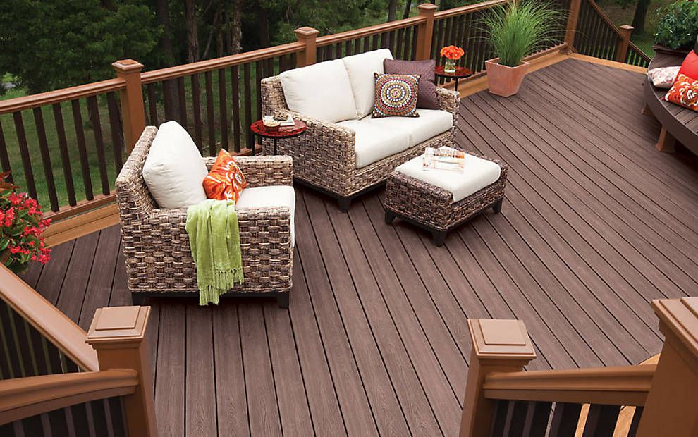 Trex decking Greater Manchester